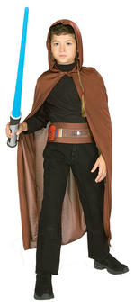 Star Wars Jedi Knight Accessory Kit Kids Fancy Dress